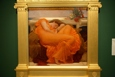 Flaming June by Frederick Lord Leighton at Museum