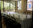 Salon Jardin comfortably accommodates 24 persons i