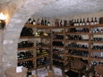 Huge wine cellar - bring your VIP down